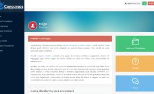 Plataforma CpConcursosEAD