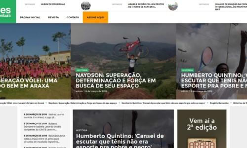 Revista Esportes Bike e Aventura