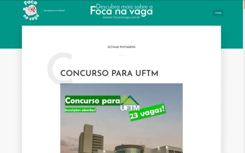 Blog Foca na Vaga