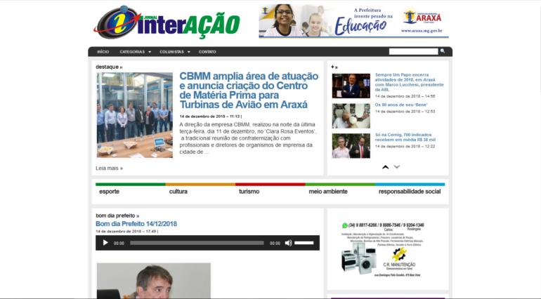 Jornal Interação